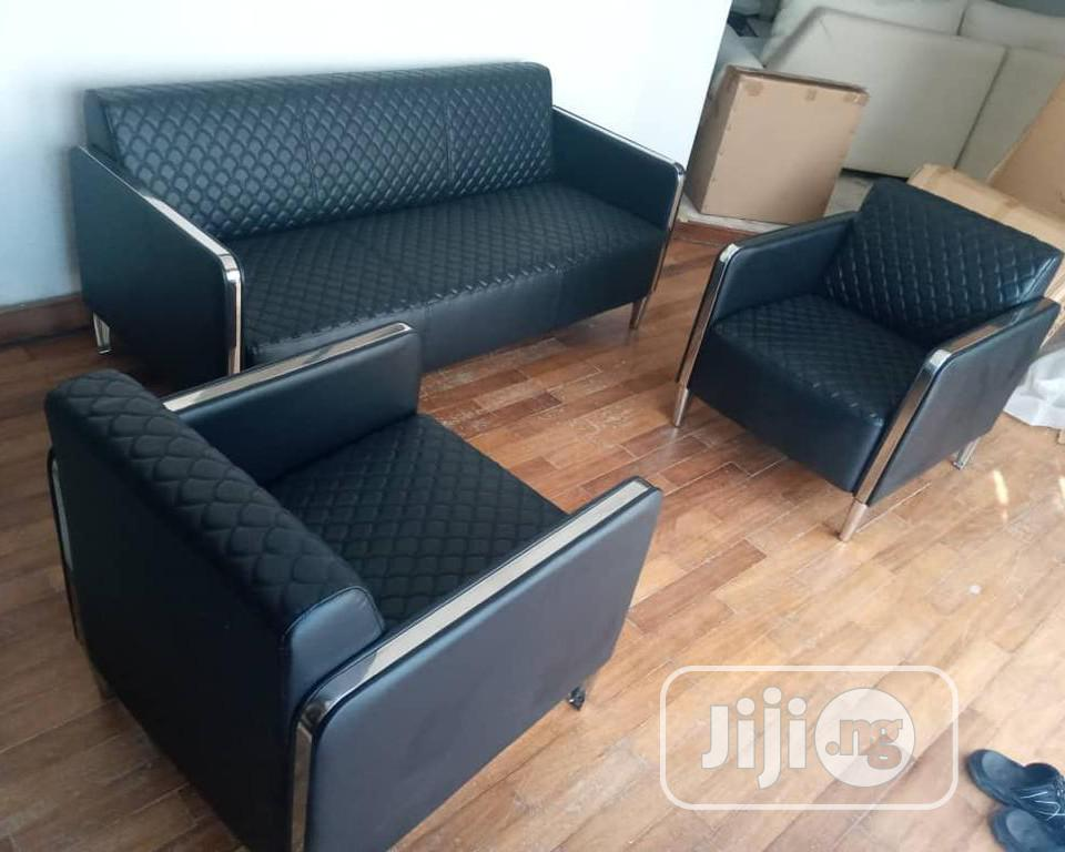 Archive: Very Nice 3 Seater Chairs