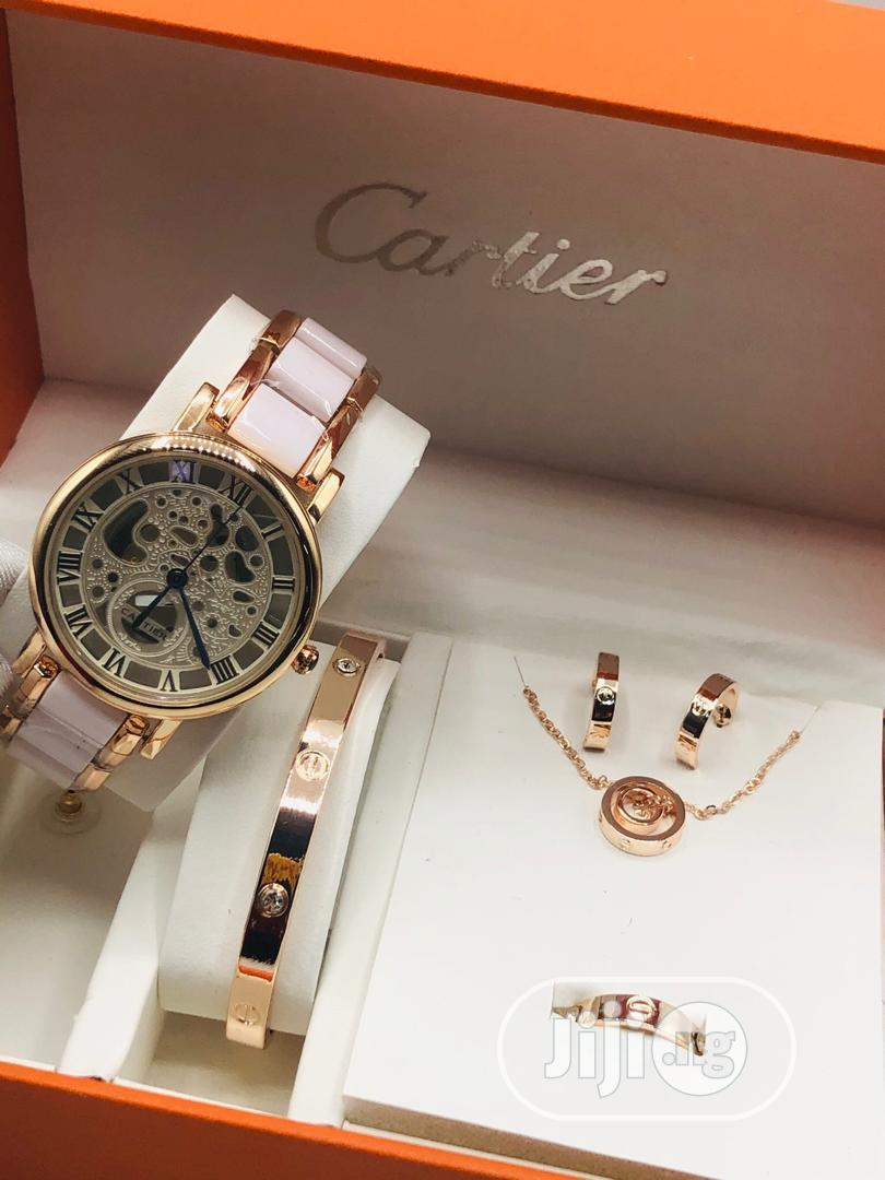 Archive: Cartier Female Watches