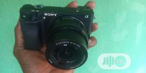 Sony Alpha A6300 4k Mirrorless Camera W/16-50mm Kit Lens   Photo & Video Cameras for sale in Edo State, Ikpoba-Okha