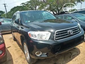 Toyota Highlander 2010 Limited Black   Cars for sale in Lagos State, Amuwo-Odofin