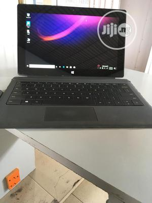 Laptop Microsoft Surface Pro 4GB Intel Core I5 SSD 128GB | Laptops & Computers for sale in Lagos State, Isolo
