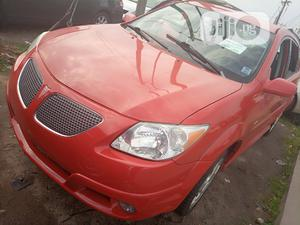 Pontiac Vibe 2009 2.4 4WD Red | Cars for sale in Lagos State, Apapa