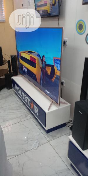 "Polystar 65"" Smart Tv With Netflix Usb Port , HDMI | TV & DVD Equipment for sale in Lagos State, Ikeja"