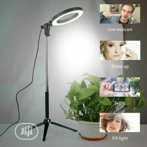 LED Selfie Ring Light Dimmable LED Ring Lamp   Accessories for Mobile Phones & Tablets for sale in Lagos State, Lagos Island (Eko)