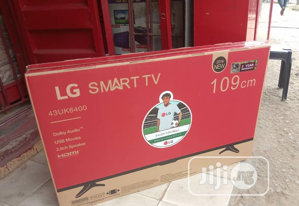 """2020 New Made LG 43""""Inch Android Smart Tv(43uk6400)+ Bracket 