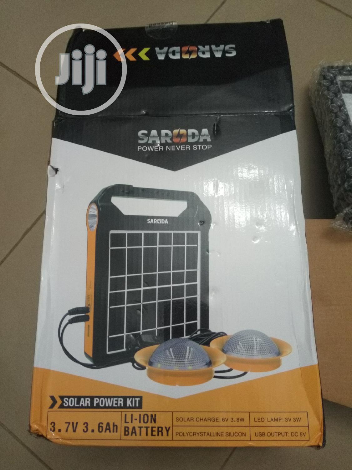 Quality Solar Light Kit-2bulbs | Solar Energy for sale in Kubwa, Abuja (FCT) State, Nigeria