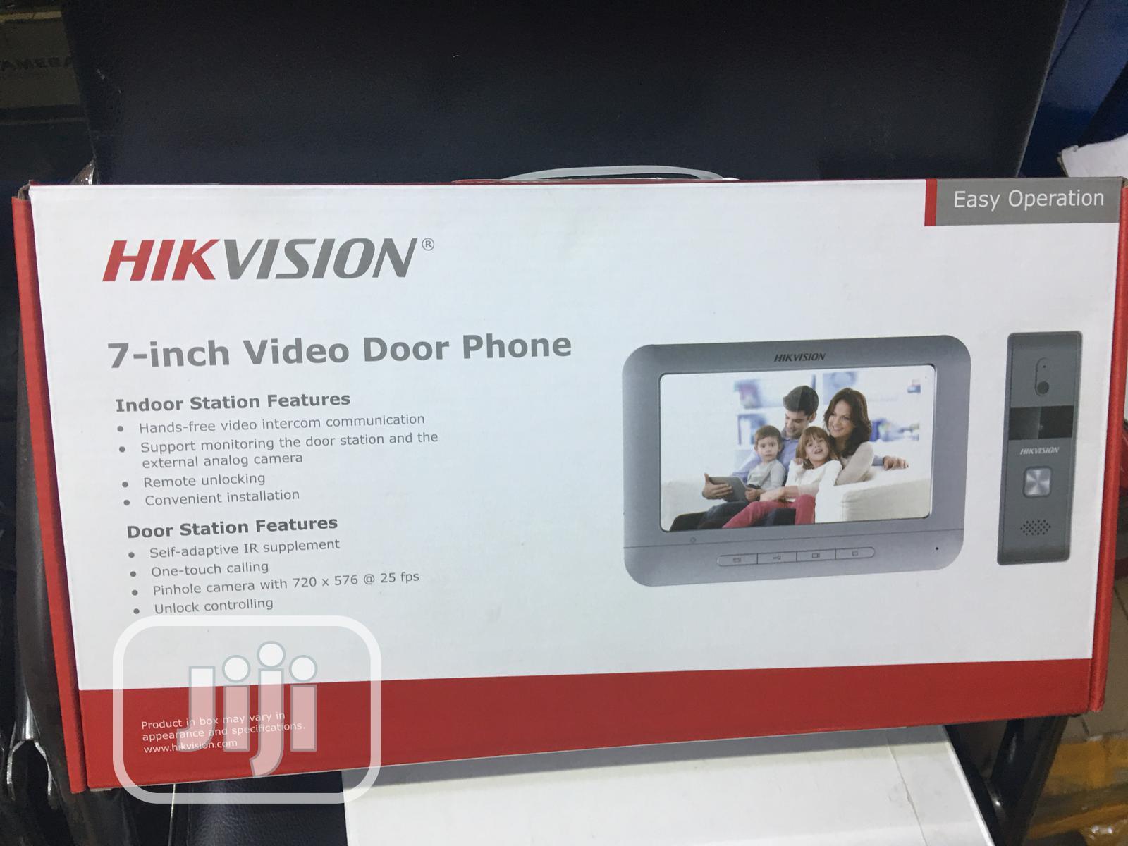 Hikvision Video Door Phone DS-KIS203