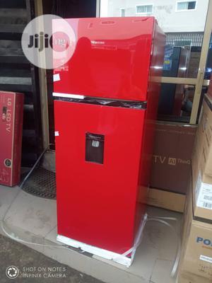 Hisense (Ref 205 Drb) 204L Double Door -Dispenser-R60   Kitchen Appliances for sale in Lagos State, Ojo
