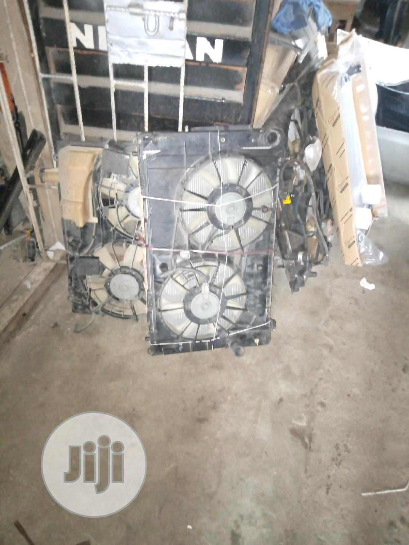 Radiator And Condenser