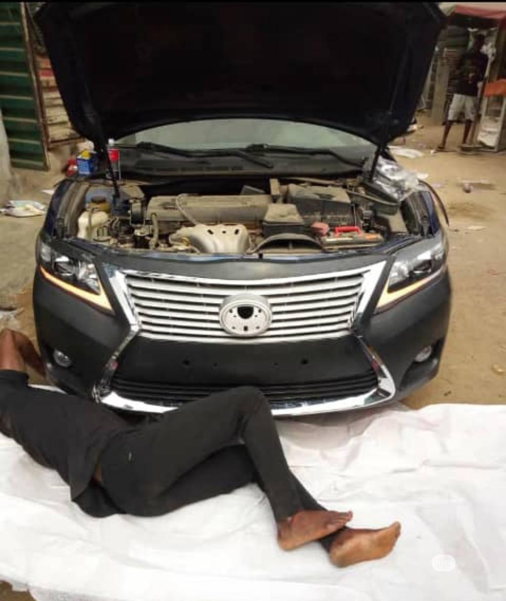 Archive: Conversion/Upgrade Of Camry To LEXUS Face