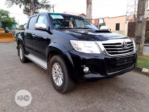 Toyota Hilux 2015 WORKMATE Black | Cars for sale in Lagos State, Ikeja