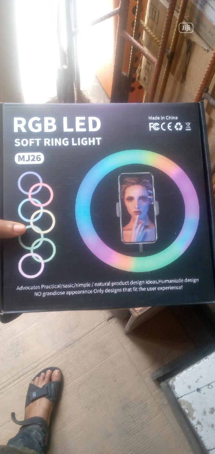 Archive: 12inches RGB Led Ring Light