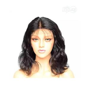Beautiful Trendy Wavy Closure Wig   Hair Beauty for sale in Lagos State, Ikoyi