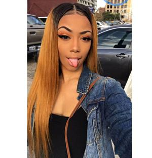 Slaw Gold Black Wig With Closure | Hair Beauty for sale in Lagos State, Ikoyi