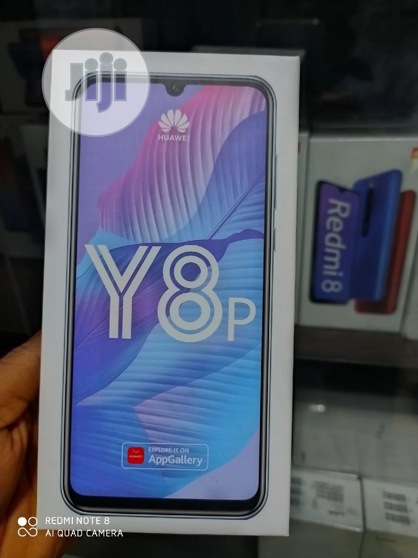 New Huawei Y8p 128 GB Black
