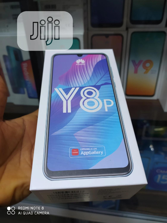 New Huawei Y8p 128 GB Black | Mobile Phones for sale in Ikeja, Lagos State, Nigeria