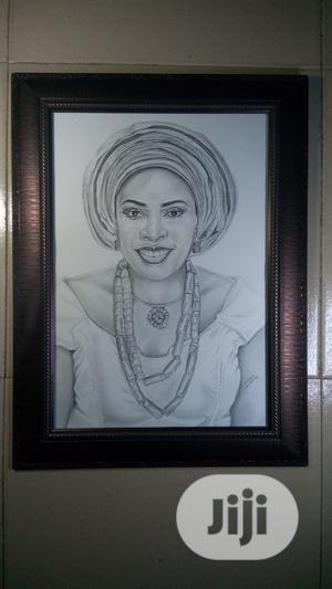 Fine, Real Pencil Portrait (Artwork)   Arts & Crafts for sale in Abuja (FCT) State, Guzape District