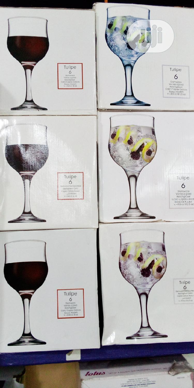 Tulipe Wine Glass