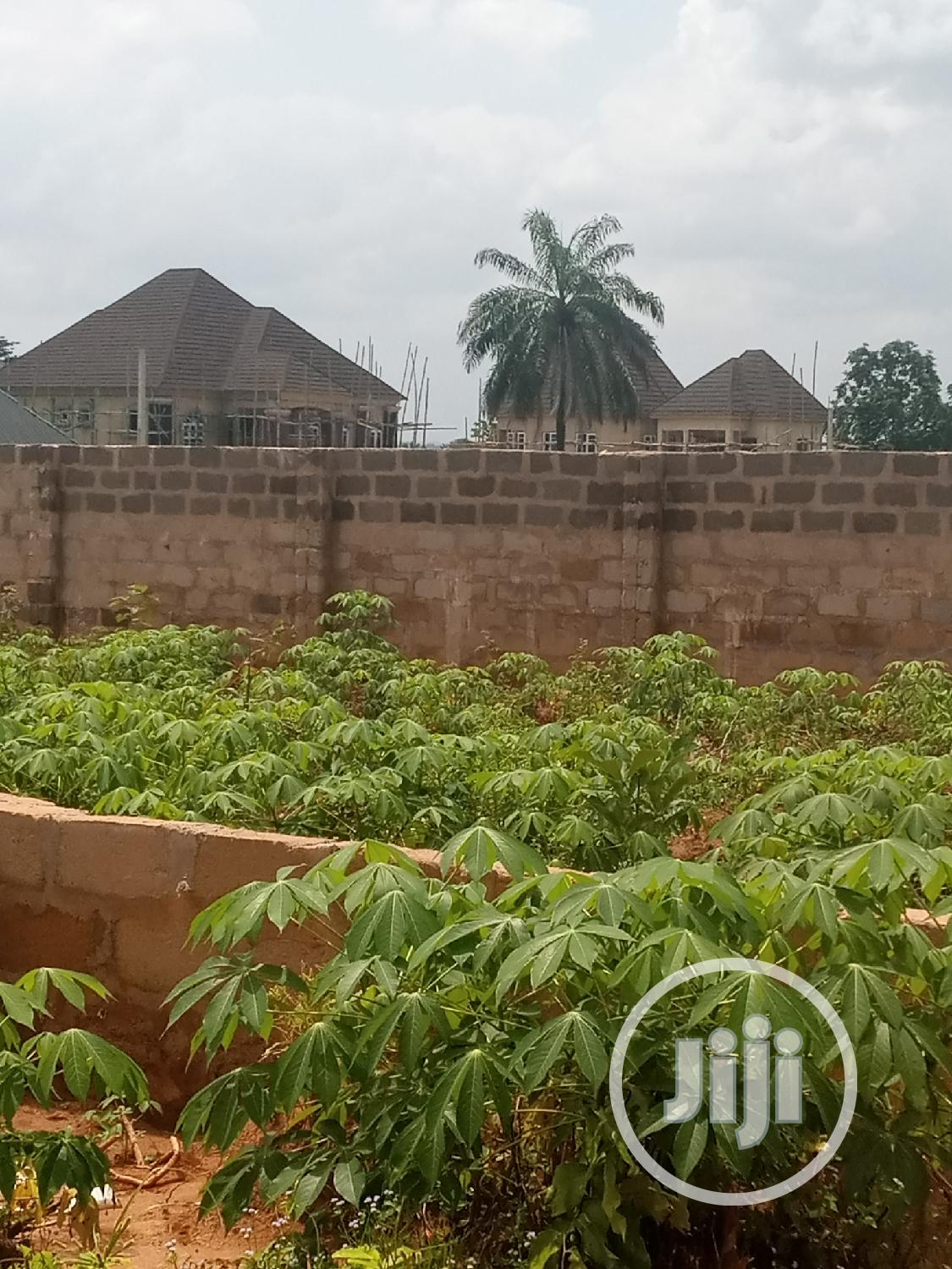 1 Plot Of Land In Isu Awka, Anambra State For Sale