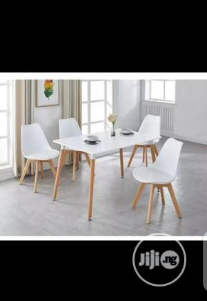 Super Quality Set of Dinning/Restaurant Table With 4 Chairs   Furniture for sale in Abuja (FCT) State, Wuse 2