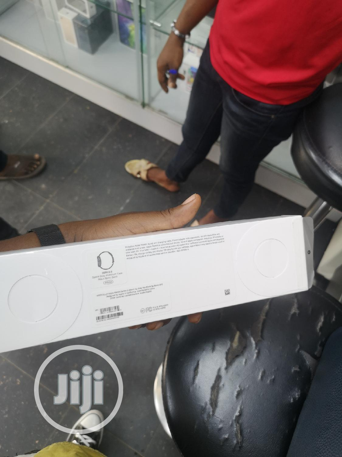 Brand New Apple Iwatch Series 6 44mm   Smart Watches & Trackers for sale in Ikeja, Lagos State, Nigeria