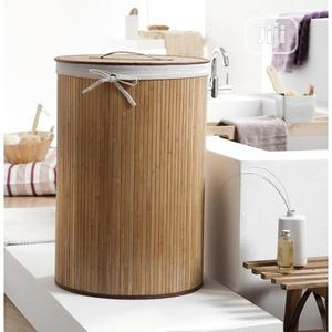 Bamboo Laundry Basket | Home Accessories for sale in Lagos State, Lagos Island (Eko)