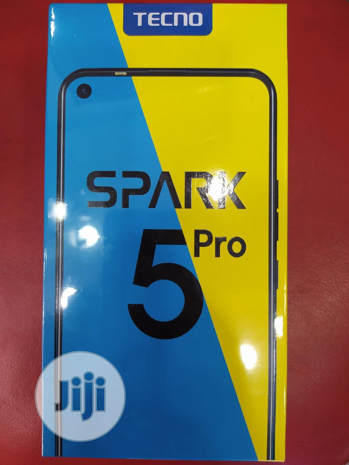 New Tecno Spark 5 Pro 64 GB Green | Mobile Phones for sale in Wuse 2, Abuja (FCT) State, Nigeria