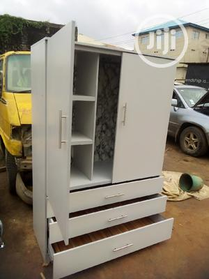 Quality Two Doors Wardrobe   Furniture for sale in Lagos State, Ojo