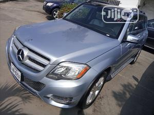 Mercedes-Benz GLK-Class 2014 350 4MATIC Blue | Cars for sale in Lagos State, Apapa