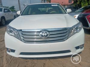 Toyota Avalon 2011 White | Cars for sale in Lagos State, Amuwo-Odofin