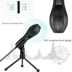 Q5B USB Omnidirectional Condenser Microphone   Audio & Music Equipment for sale in Lagos State, Ikeja