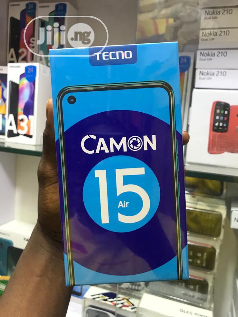 Archive: New Tecno Camon 15 Air 64 GB