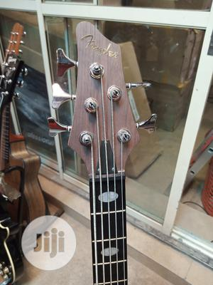 Professional Fender 5 Strings Bass Guitar | Musical Instruments & Gear for sale in Lagos State, Ikeja