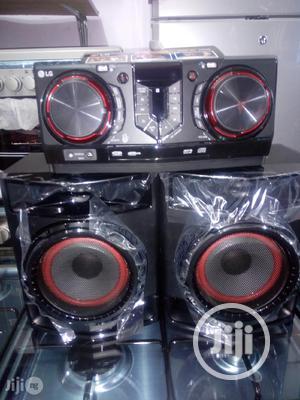 LG CJ44 Xboom 480watt Hi-fi Entertainment System + Bluetooth | Audio & Music Equipment for sale in Lagos State, Ojo