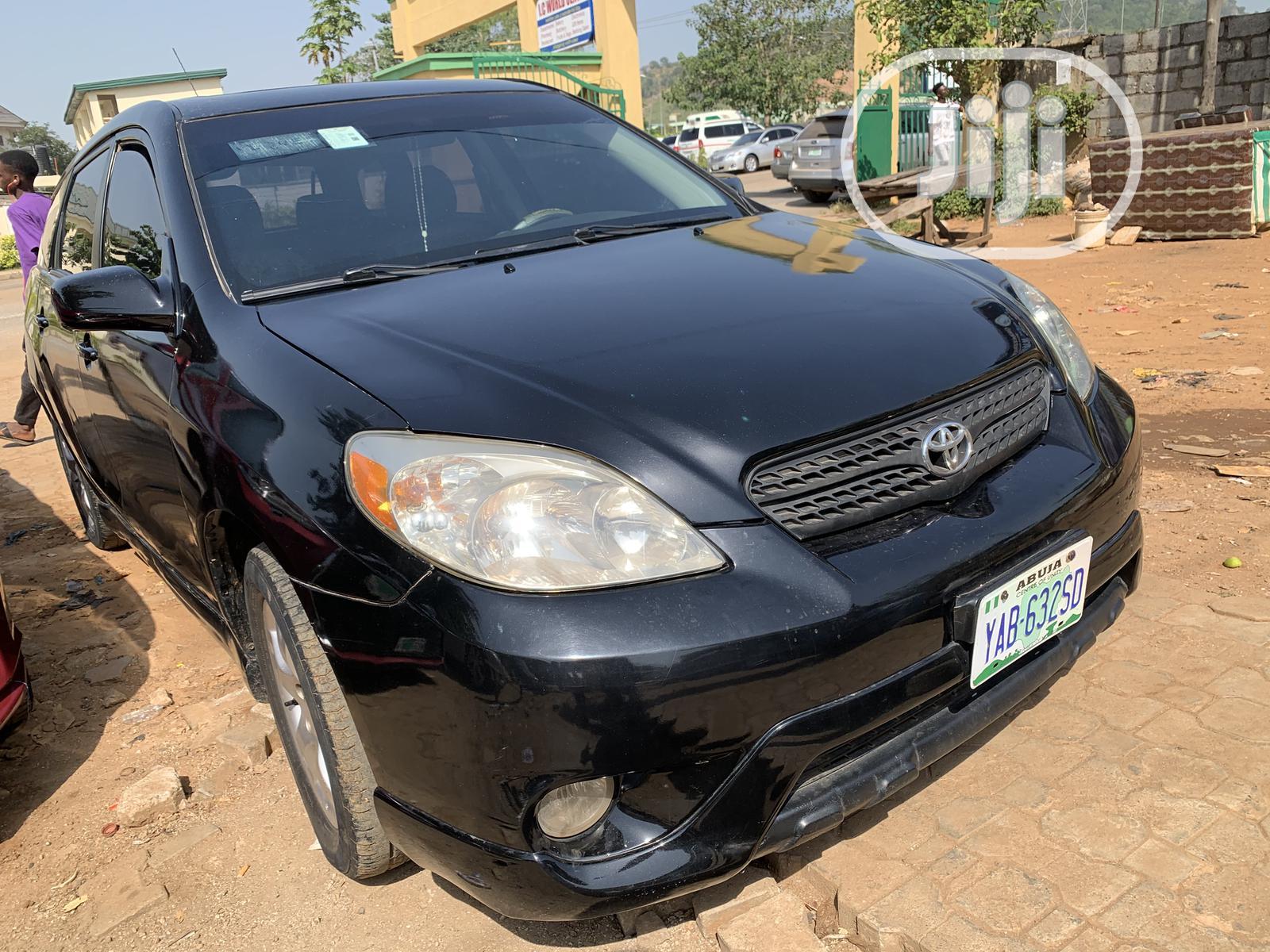 Toyota Matrix 2005 Black In Gwarinpa Cars Mohammed Yemi Jiji Ng For Sale In Gwarinpa Buy Cars From Mohammed Yemi On Jiji Ng