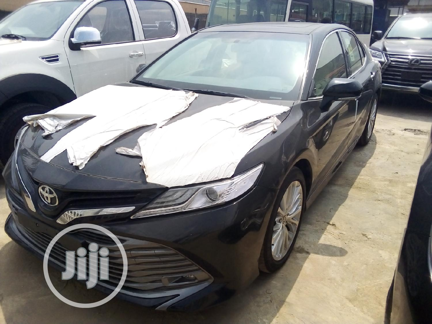 Archive: New Toyota Camry 2020 Black