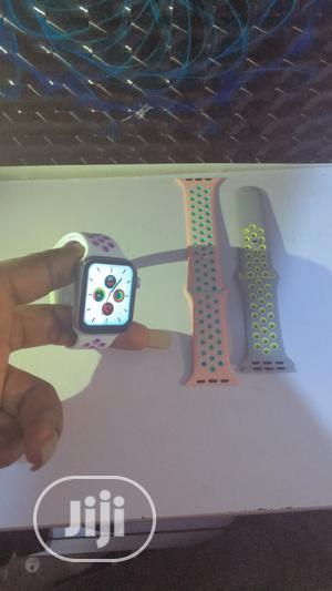 Series 6 Smart Watch With Double Strap   Smart Watches & Trackers for sale in Lagos State, Ikeja