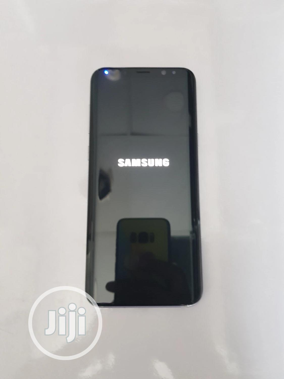 Samsung Galaxy S8 Plus 64 GB Black | Mobile Phones for sale in Ikeja, Lagos State, Nigeria