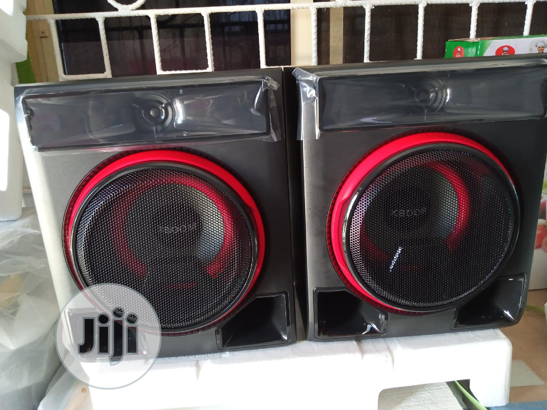 LG XBOOM + 950watt + Mini Hi-fi System   Audio & Music Equipment for sale in Alimosho, Lagos State, Nigeria