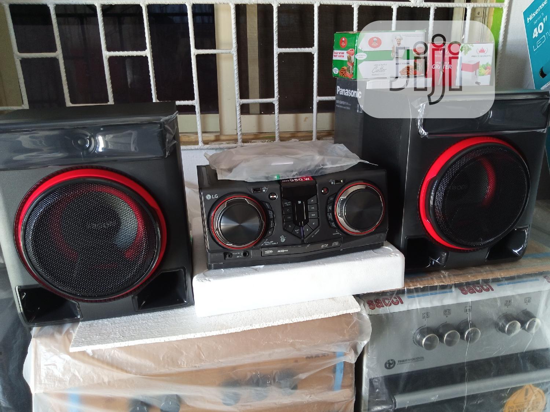 LG XBOOM + 950watt + Mini Hi-fi System