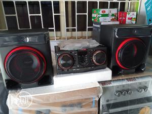 LG XBOOM + 950watt + Mini Hi-fi System   Audio & Music Equipment for sale in Lagos State, Alimosho