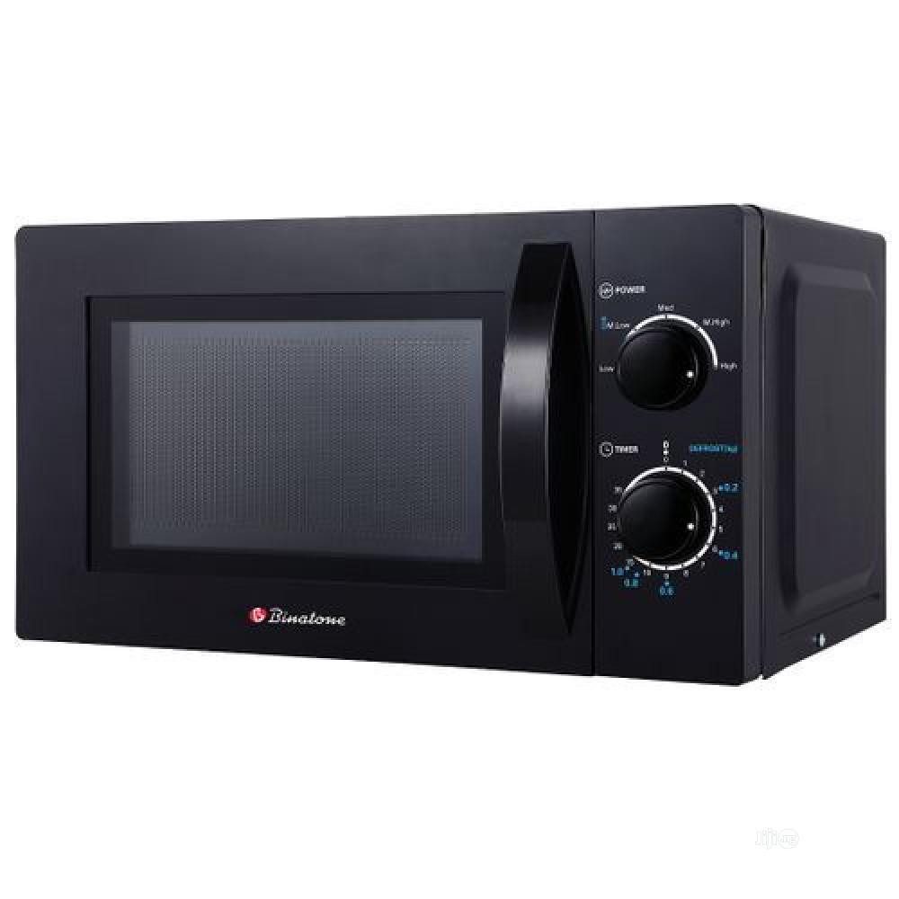 Binatone MWO 2018 20 Litre Microwave Oven - Black