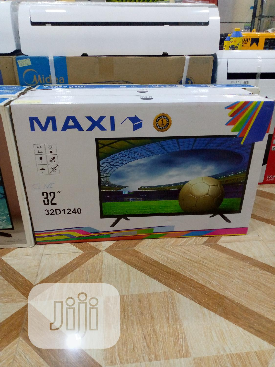 Maxi LED Television 32 Inches | TV & DVD Equipment for sale in Kado, Abuja (FCT) State, Nigeria