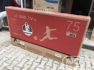 LG 75inches 4K Smart Television | TV & DVD Equipment for sale in Lagos State, Ajah