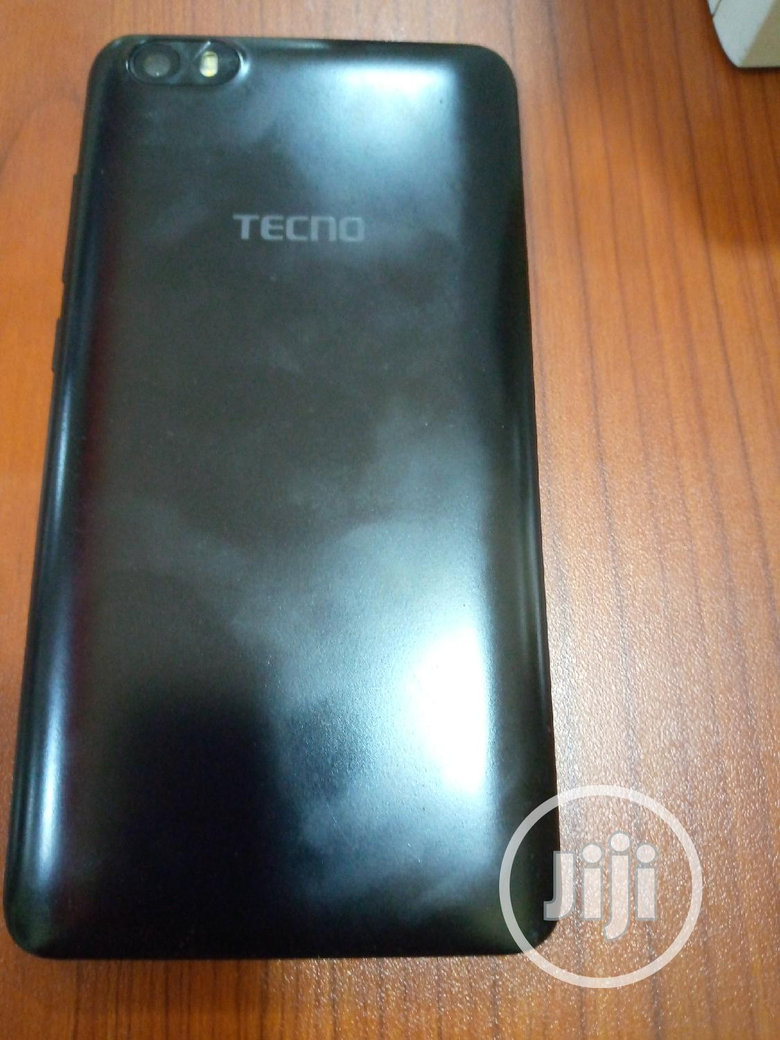 Tecno F1 8 GB Black | Mobile Phones for sale in Kado, Abuja (FCT) State, Nigeria