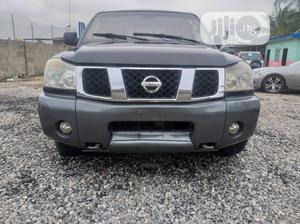 Nissan Titan 2006 King Cab LE Black | Cars for sale in Lagos State, Ojodu
