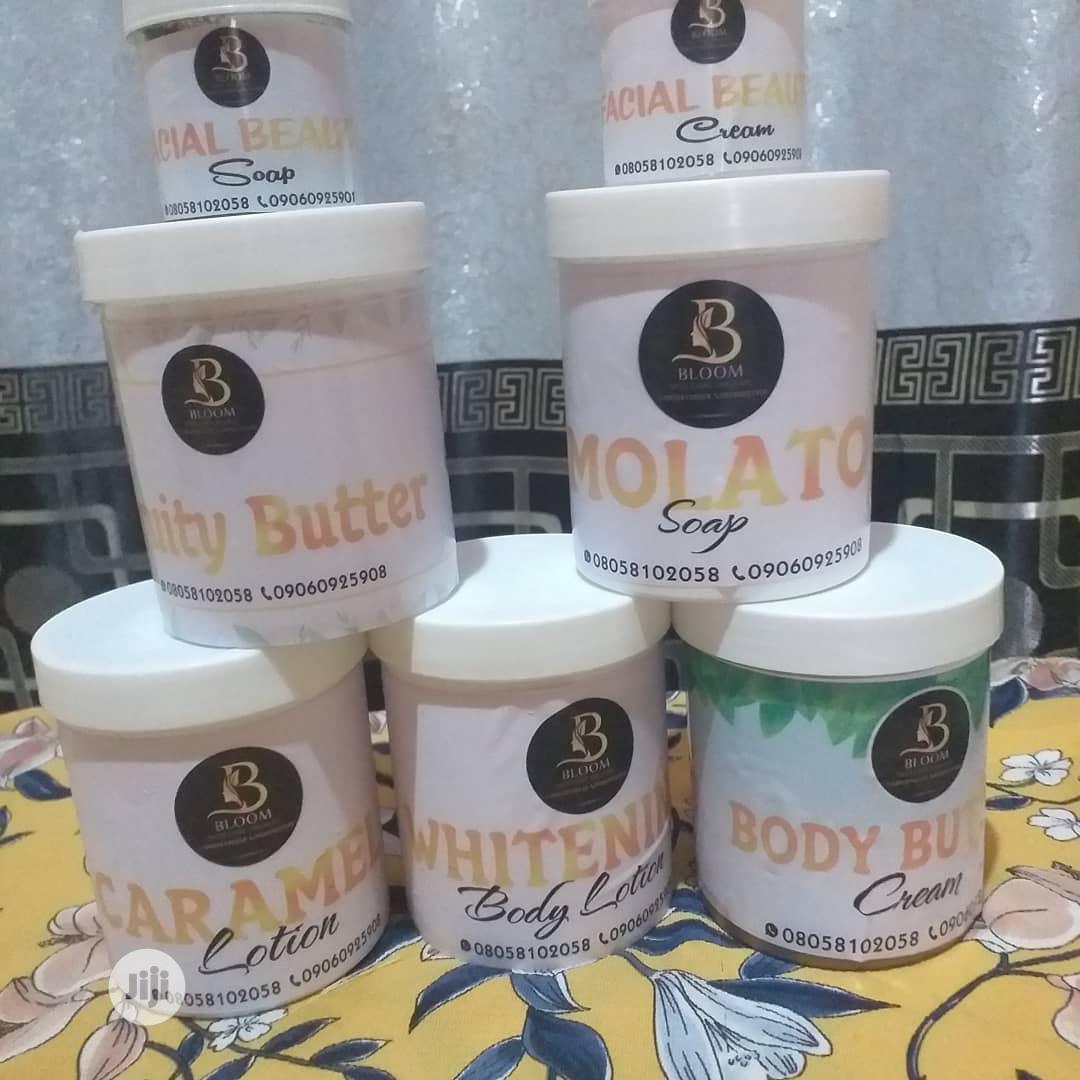 Bloom Skincare Organic for Chocolate Skin and Fair Skin