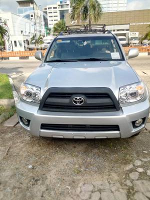 Toyota 4-Runner 2008 Limited Silver   Cars for sale in Lagos State, Victoria Island