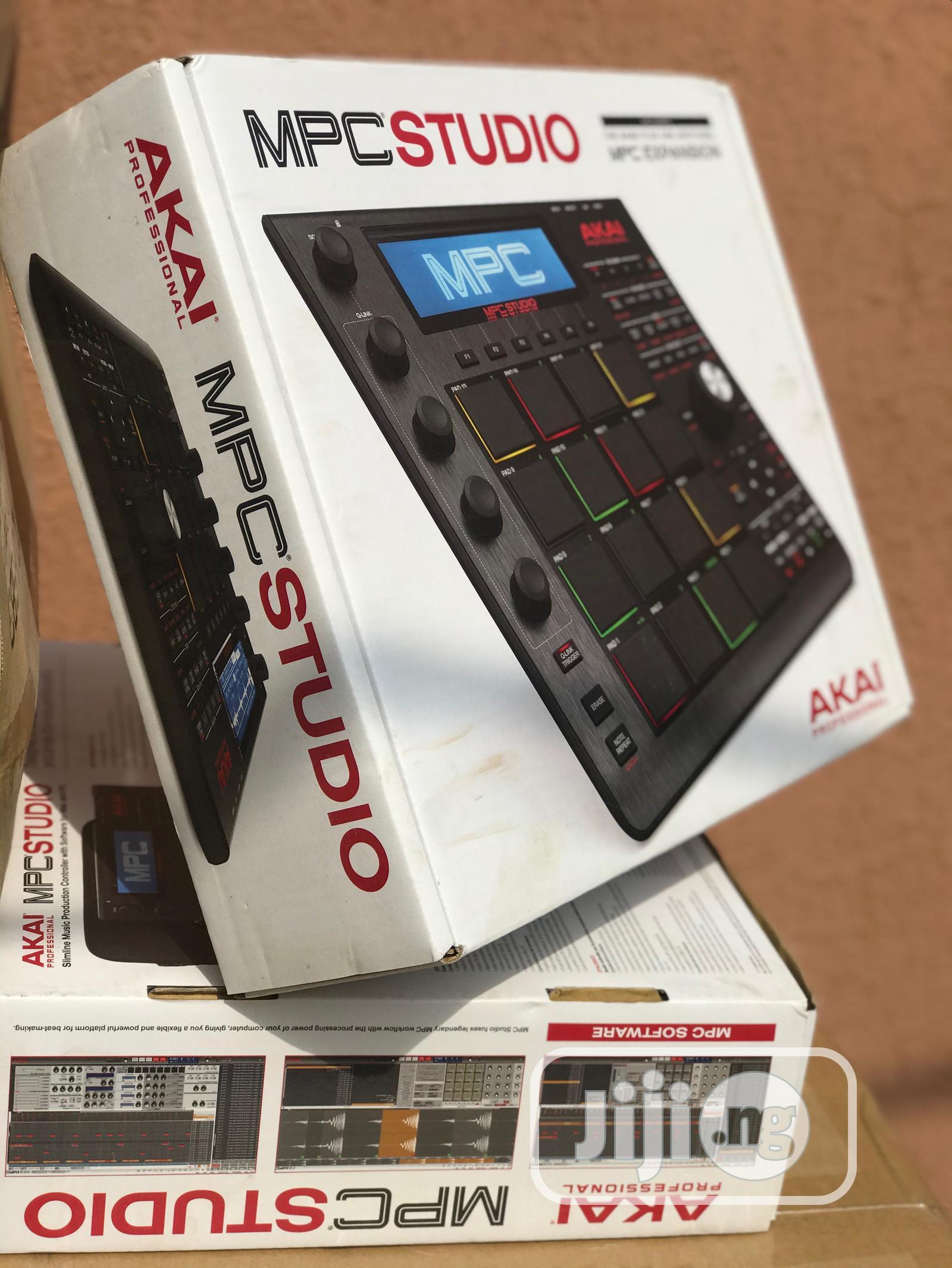 Akai Mpc Studio Drum Pad
