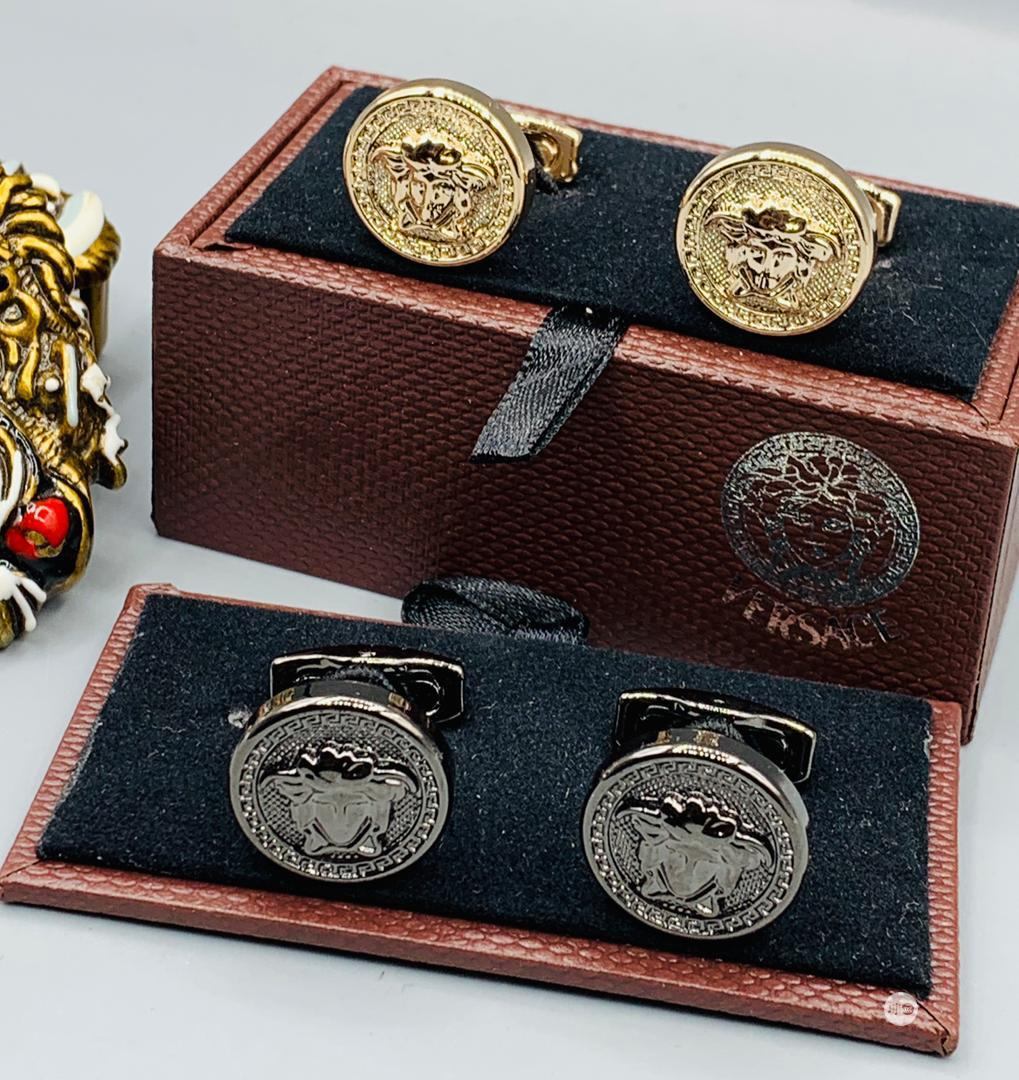 Archive: Versace Cufflinks